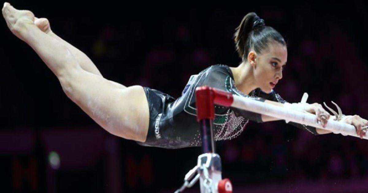 Oro alle Olimpiadi Juniores per la giovane italiana Giorgia Villa la sua prova è stata perfetta