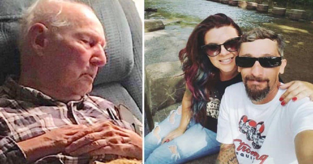93enne dorme in auto a causa dell'incendio – Poi qualcuno bussa al finestrino e cambia il suo destino.