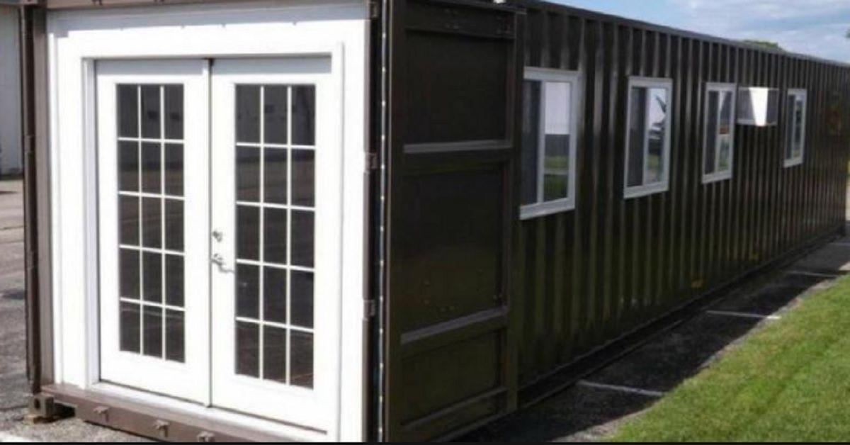 Desideri un piccolo appartamento? Scopri la casa da $ 36.000 che puoi ordinare su Amazon