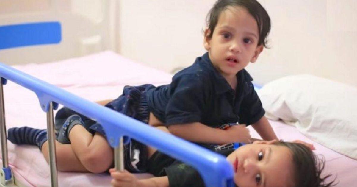 La mamma voleva dare la possibilità ai suoi gemelli, di vivere separatamente, i medici temevano fosse troppo tardi