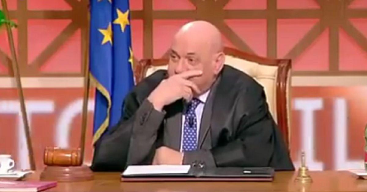 Francesco Foti torna a Forum. Il video che annuncia il ritorno del  giudice più amato del tribunale televisivo.