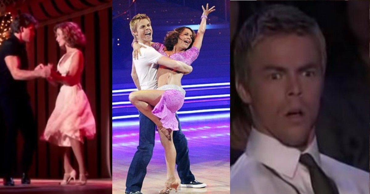 Dopo 23 anni, Jennifer Grey, la Baby di Dirty Dancing torna sulla pista da ballo – ora guarda le sue mosse.