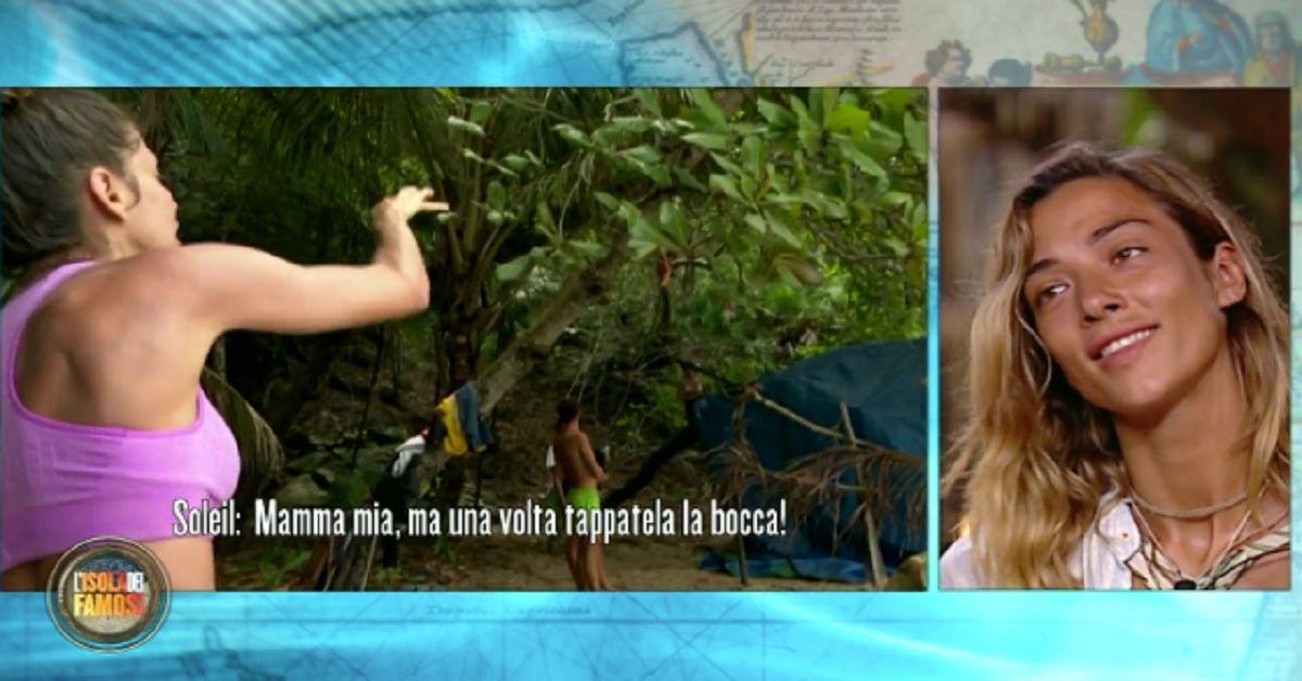 Isola, la mamma di Jeremias Rodriguez dice la sua su Soleil Sorge: il post inaspettato sui social