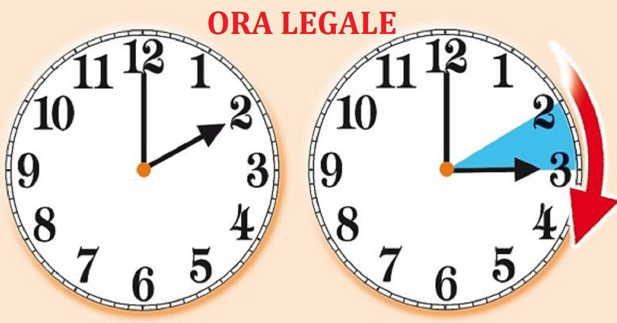 Ora legale 2021, nella notte tra il 27 marzo e il 28 marzo non dimenticate di spostare le lancette