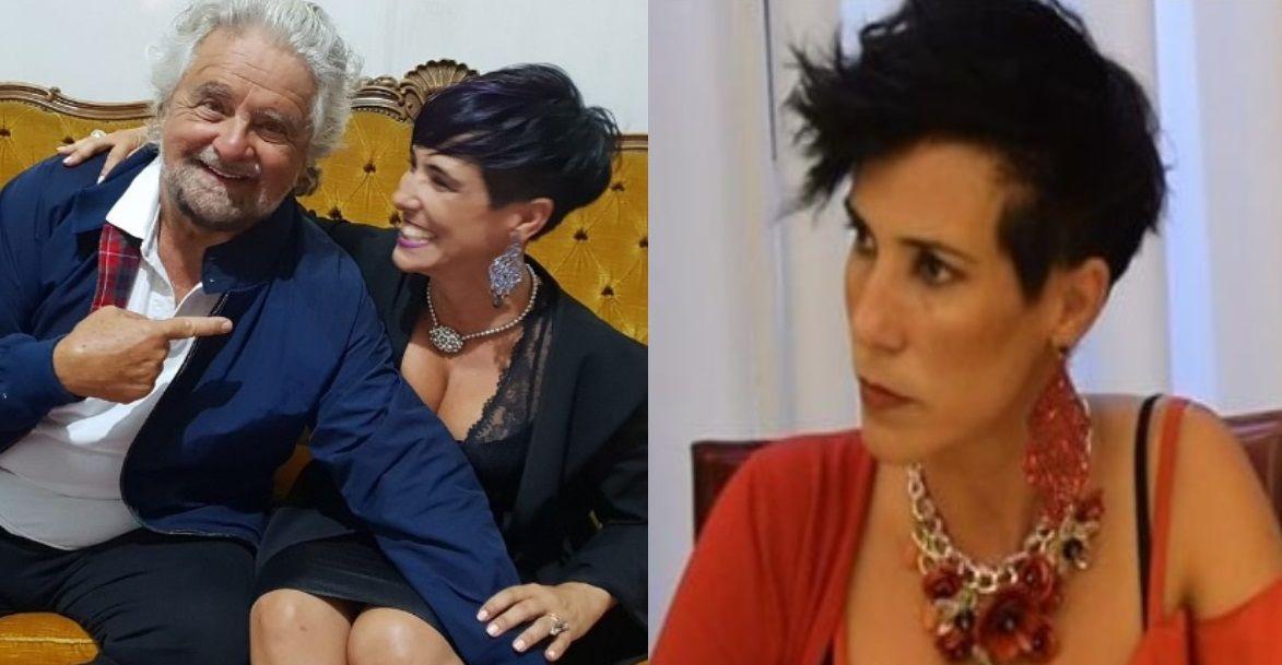 Polemica in Sardegna per l'abito della consigliera grillina, a far discutere la sua scollatura. La sua replica