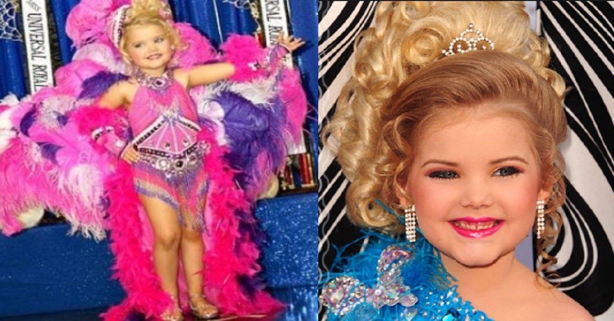 """La """"bambina più bella del mondo"""" è già una bellissima adolescente: oggi ha 14 anni e ora il suo obiettivo è Hollywood"""