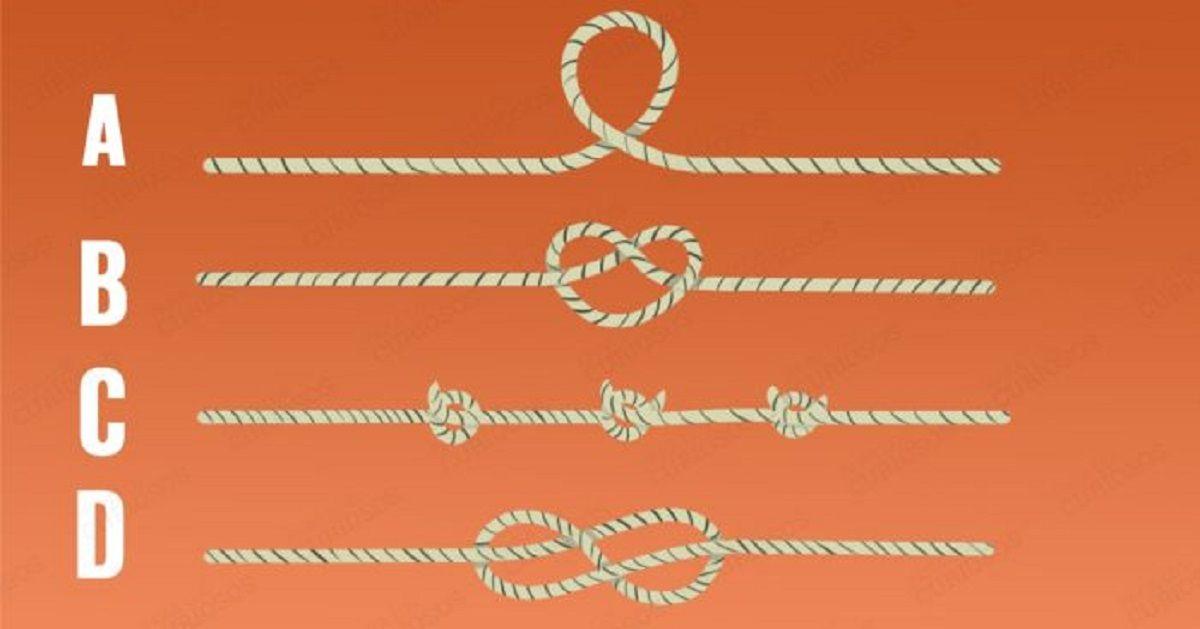 Qual è la corda più lunga? Rispondi e scopri una caratteristica curiosa della tua personalità
