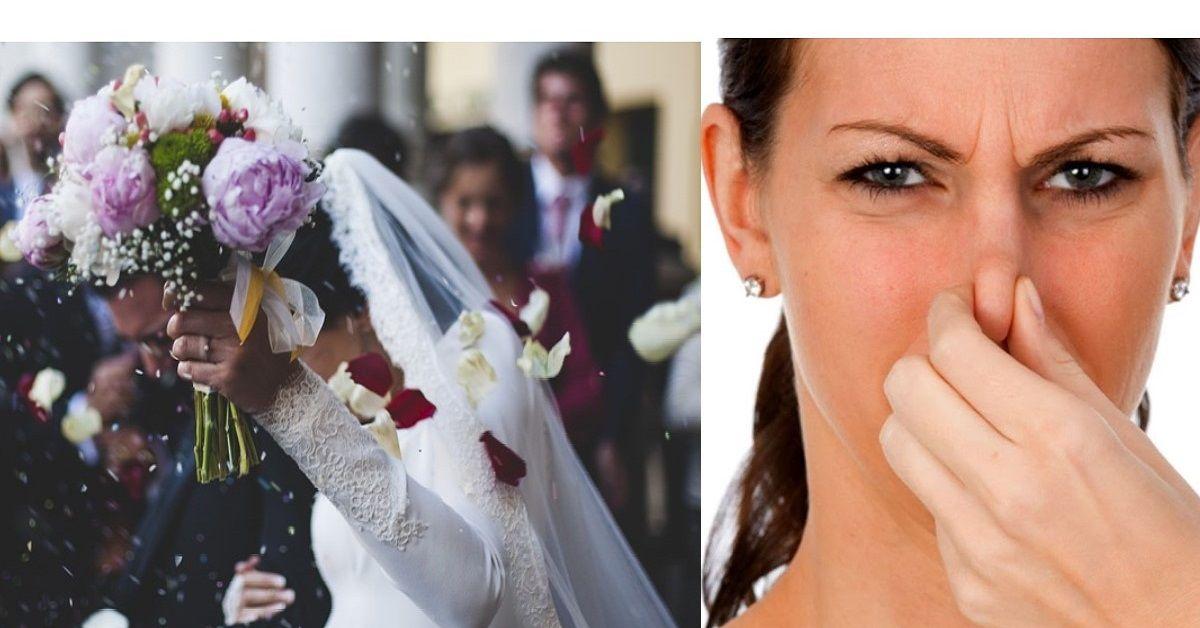 Butta un peto e rovina il matrimonio del fratello, la cognata non vuole piu vederlo