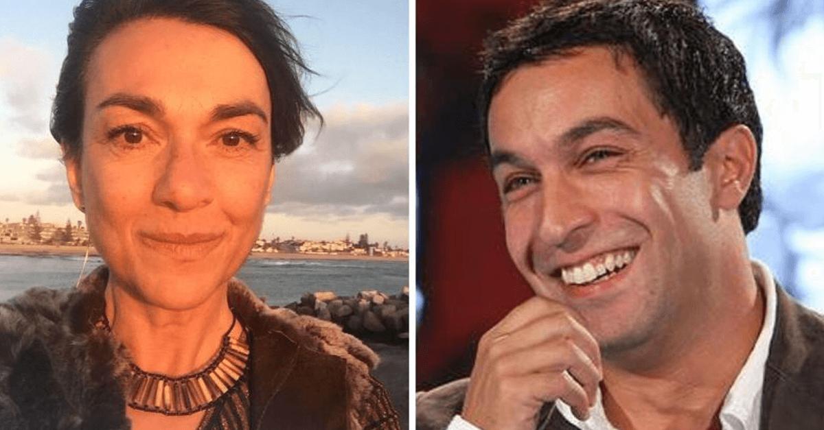 """Pietro Taricone, Daria Bignardi parla del loro primo incontro: """"Mi aveva colpito"""""""