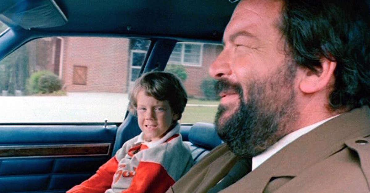 """Ricordate H7-25, l'alieno di """"Uno Sceriffo extraterrestre"""" con Bud Spencer? Ecco che fine ha fatto oggi, non ci crederete"""