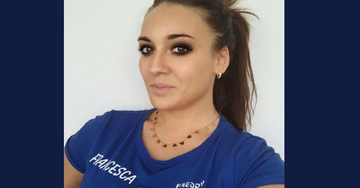"""Chi è Francesca Manzini una delle concorrenti di """"Amici Celebrities"""" di Maria De Filippi? Ecco perchè è famosa"""