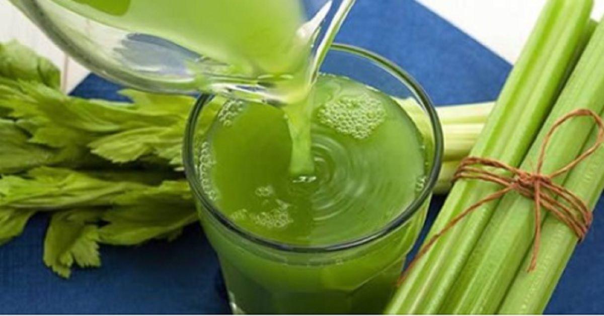 Tisana al sedano: digestiva, antiossidante e snellente, elimina i liquidi e brucia i grassi