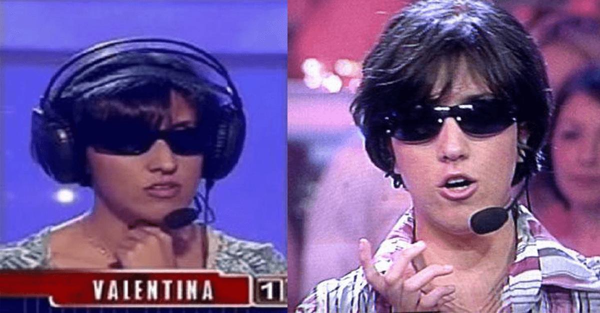 Ricordate Valentina di Sarabanda, la ragazza cieca con ...