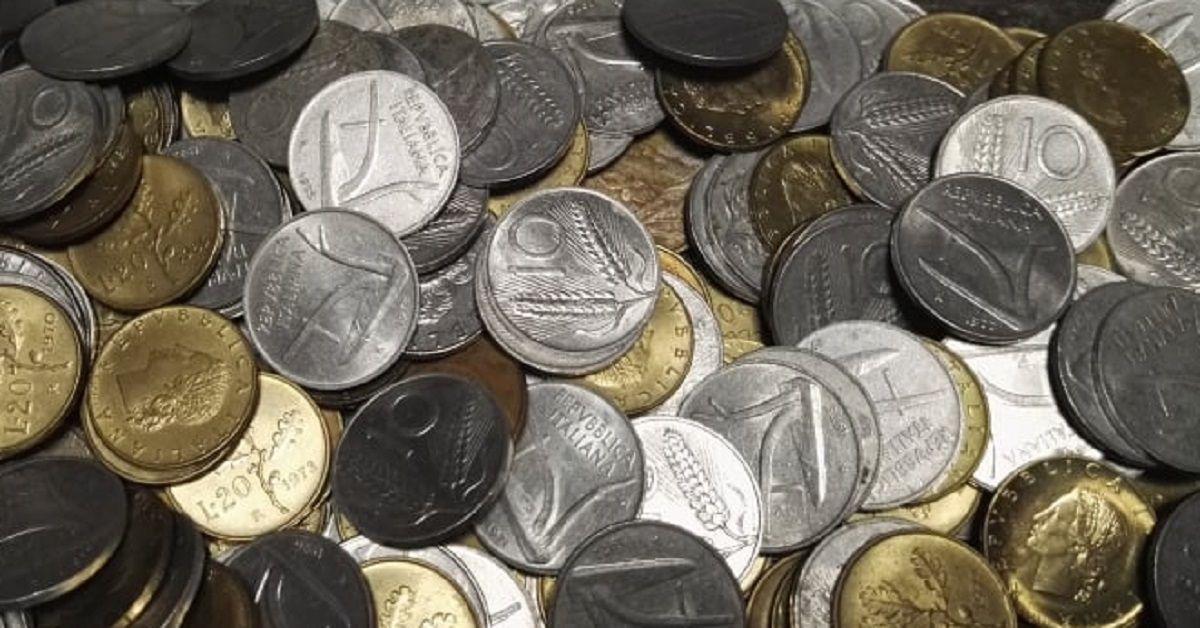 Vecchie lire, alcune monete possono raggiungere i 6000 euro. Guardate nei vecchi cassetti della nonna potreste trovare qualche moneta di valore.