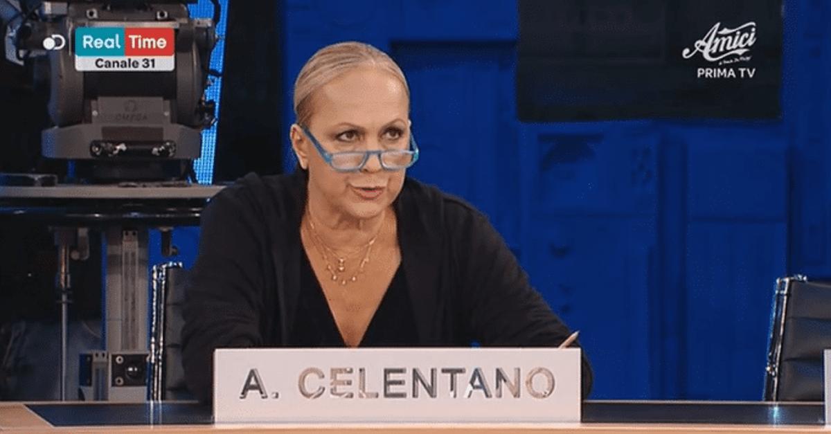 Alessandra Celentano, Com'era da giovane la professoressa di Amici di Maria De Filippi? Ecco le foto che lo rivelano