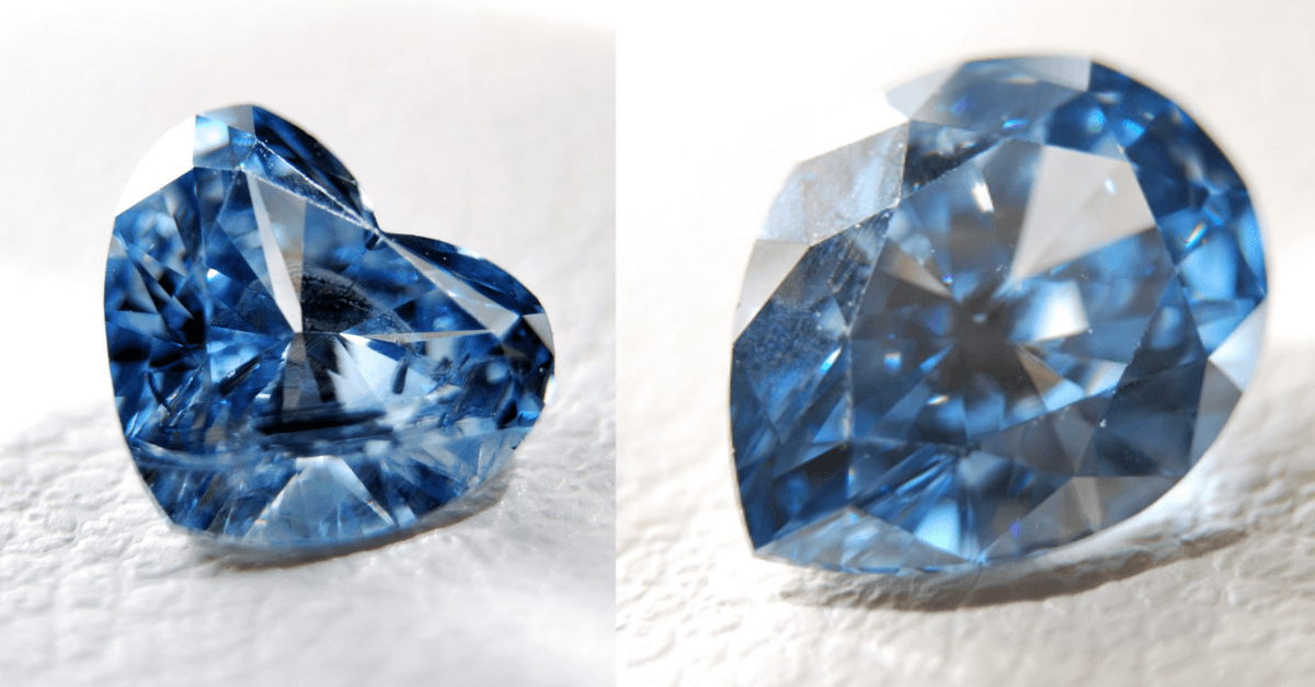Invece di cremare o seppellire i propri cari defunti, alcuni scelgono questo diamante ed è fantastico!