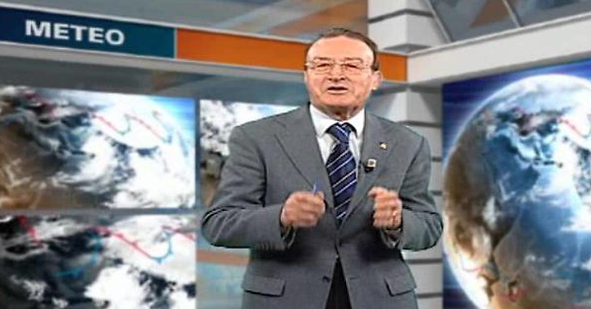 Ricordate il meteo di Giuliacci su Canale 5? Ecco che fine ha fatto oggi il meteorologo più amato d'Italia