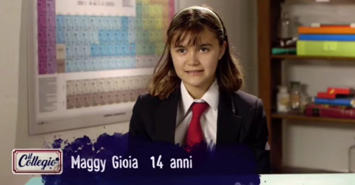 """Maggy Gioia è stata tra le protagoniste de """"Il Collegio 4"""" dopo il docu reality, ecco come la ritroviamo"""