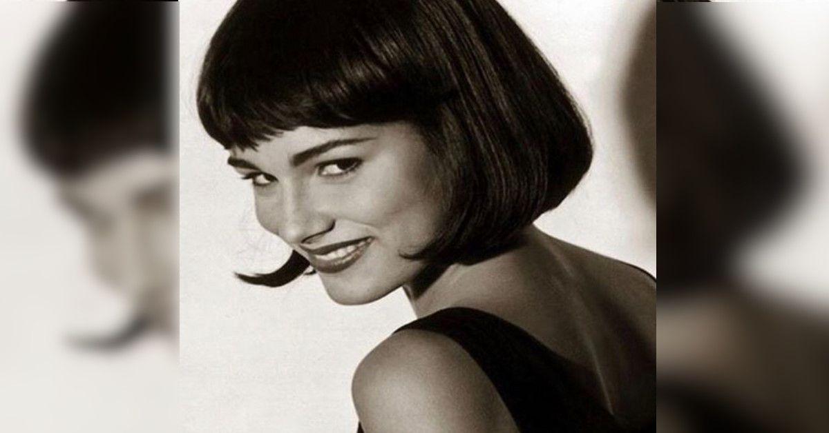 L'avete riconosciuta? Qui era agli esordi della sua carriera, ma oggi è una delle piu belle donne della tv. Ecco chi è
