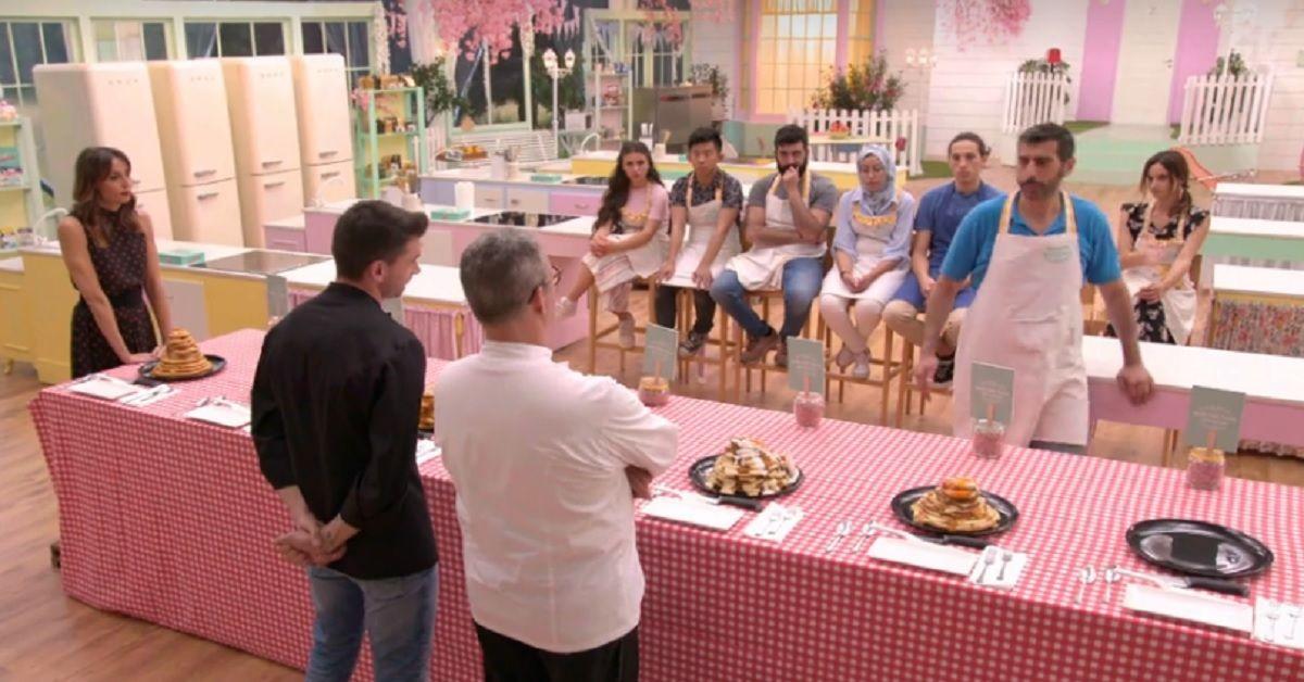 Cacciato da Benedetta Parodi dal programma Bake off italia. Il concorrente ha lasciato il format.