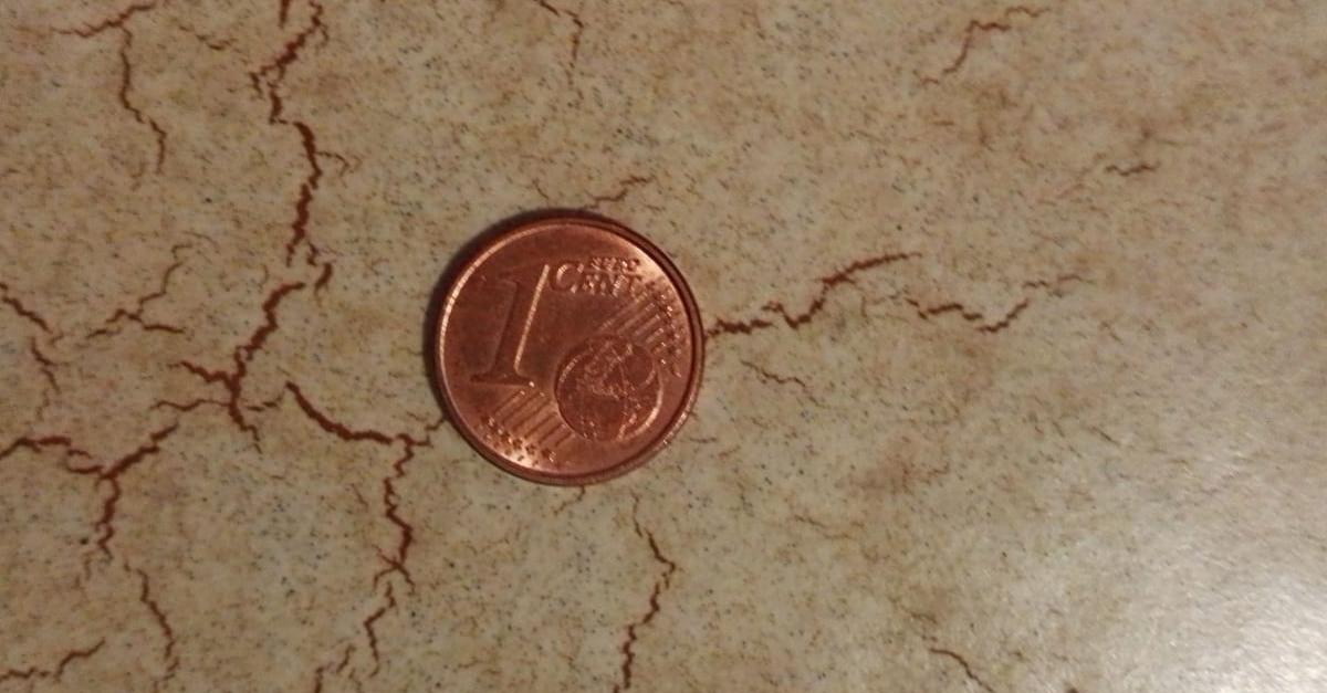 Sapete che esistono monete da 1 centesimo che valgono migliaia di euro? Ecco quali sono