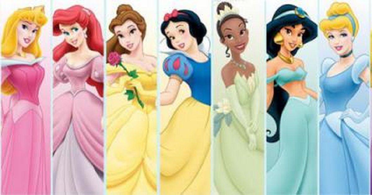 Scegli la principessa che ti piace di più e scopri di quale  disturbo mentale potresti soffrire.