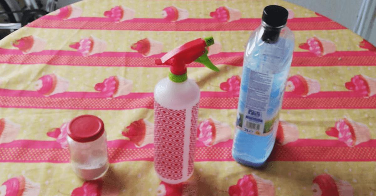 Basta mescolare 3 semplicissimi ingredienti per far sì che la tua casa abbia sempre un buon profumo