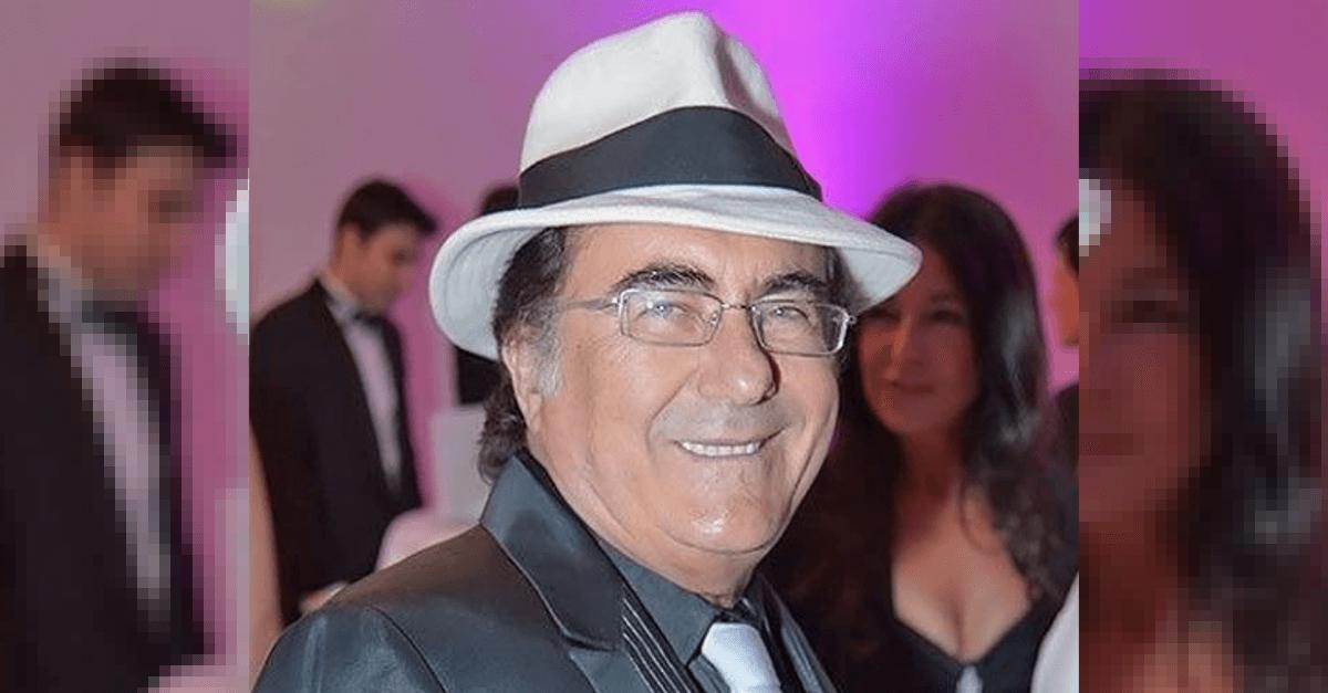Perchè Albano Carrisi porta sempre il cappello? Il cantante stesso ha svelato il suo segreto