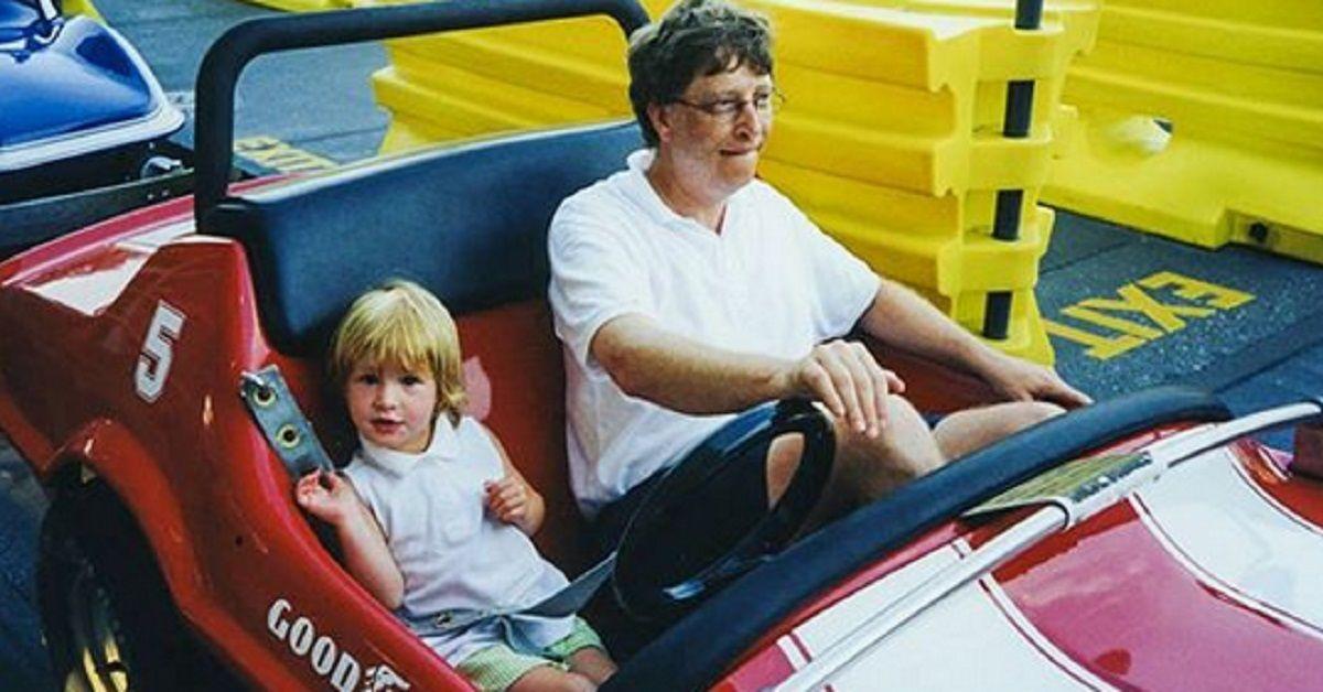 Avete mai visto la figlia di Bill Gates? La giovane ereditiera ha 24 anni ed è molto determinata a percorrere la sua strada