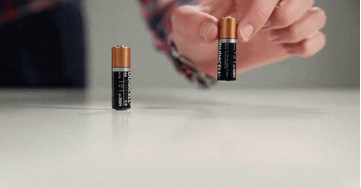 Come sapere se le batterie sono cariche? Il trucco super semplice