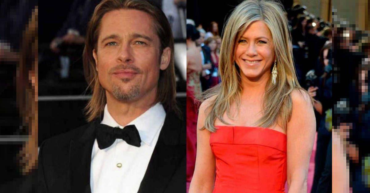 Avete mai visto dove abitavano Jennifer Aniston e Brad Pitt? Una casa da più di 50 milioni! [VIDEO]
