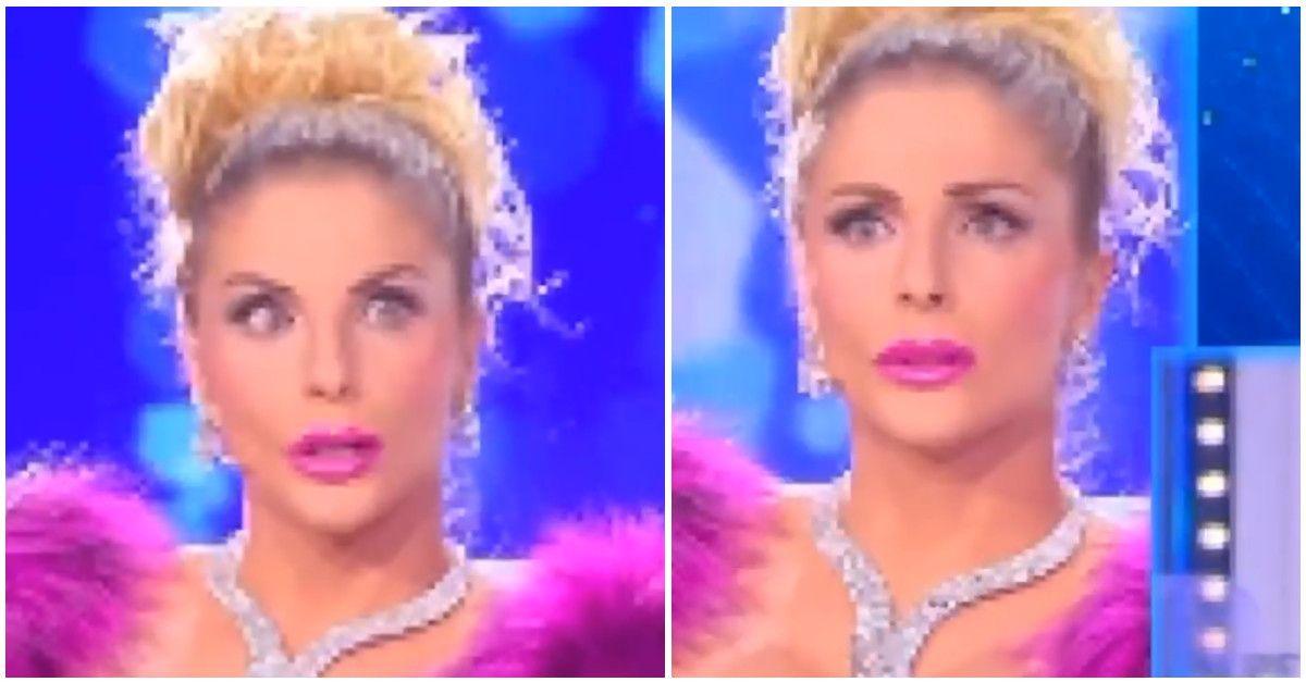 La reazione di Francesca Cipriani alla lite tra la D'Urso e Sgarbi. Il video esilarante di Trash Italiano