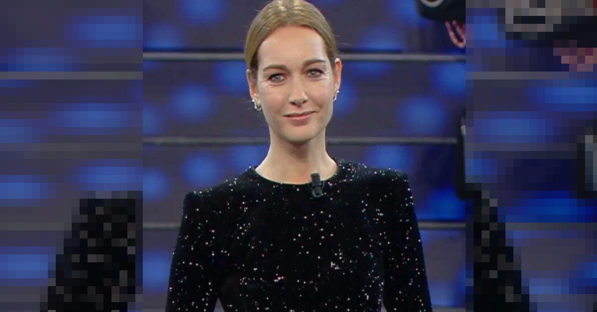 Cristiana Capotondi ha incantato tutti al festival di Sanremo, ma sapete quanti anni ha e chi è il suo fidanzato?