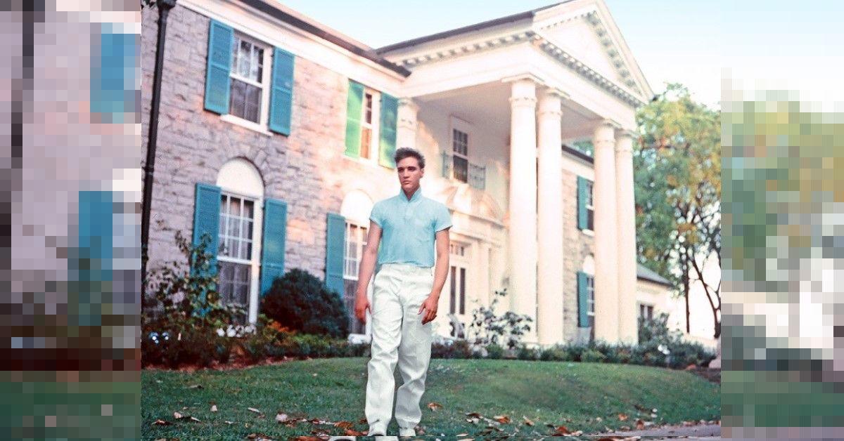 Avete mai visto la leggendaria dimora di Elvis Presley? Si trova a Memphis e oggi è un Monumento storico nazionale
