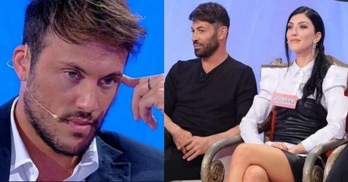 Giovanna Abate la nuova tronista di Uomini e Donne si ritrova in studio faccia a faccia con Giulio Raselli e la sua scelta Giulia. Ecco cosa  è accaduto.