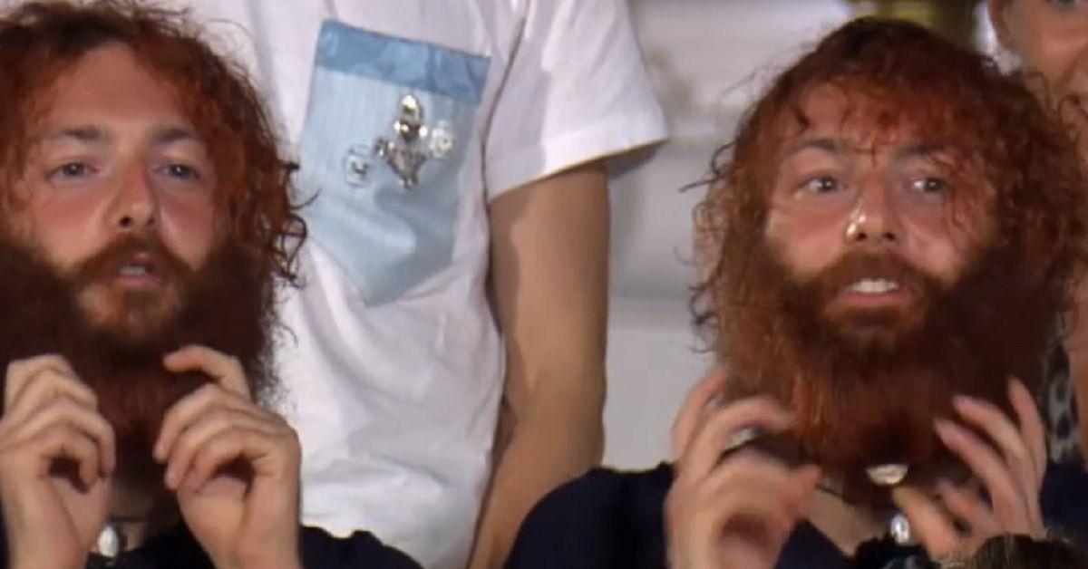 Chi sono i Two Twins, i due gemelli dai capelli e la barba rossa concorrenti di Pechino Express. Ecco dove li abbiamo già visti.