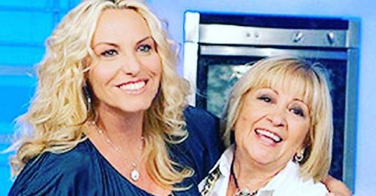 Antonella Clerici e Anna Moroni su Instagram insieme per condividere in diretta delle delizione ricette. Ecco i primi video… che spasso