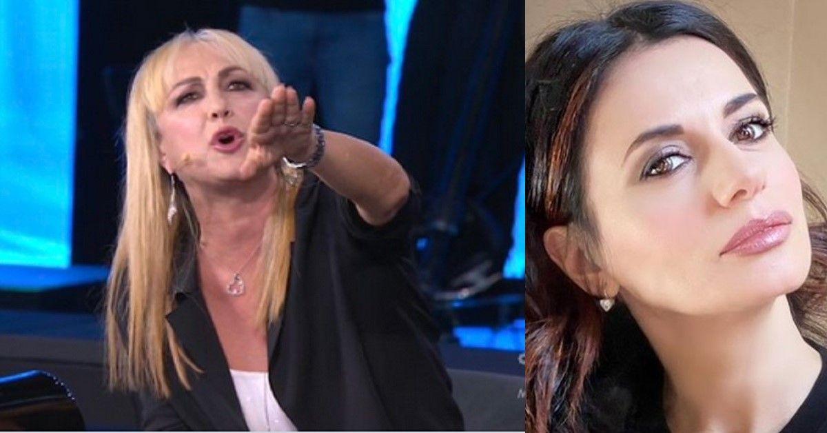 Amici 19 Celentano e Cannito litigano in studio durante la puntata, Rossella Brescia interviene sui social e non le manda a dire.