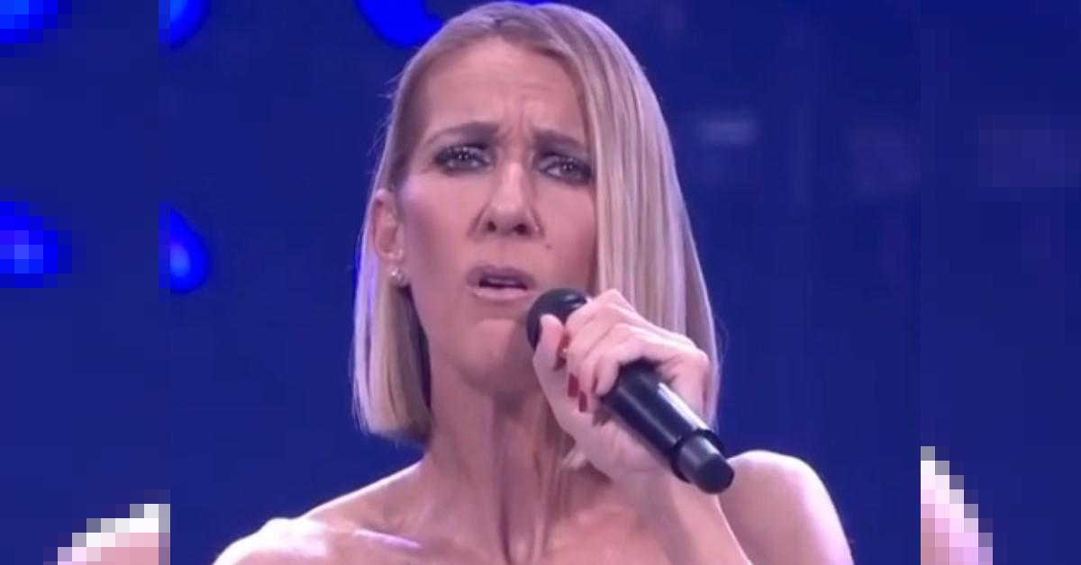 Celine Dion, il messaggio straziante per la defunta madre