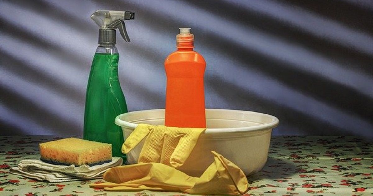 Il modo migliore per mantenere pulita la tua casa. Alcuni consigli
