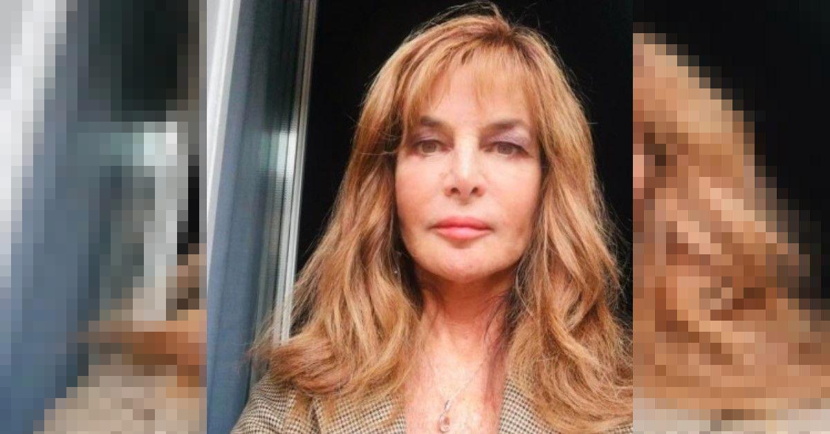 Coronavirus: Giuliana De Sio ricoverata allo Spallanzani  scrive un messaggio per testimoniare il difficile momento vissuto.
