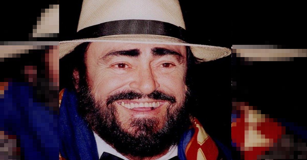 Avete mai visto la prima moglie di Pavarotti? Sono stati insieme 41 anni ed è stata per tanti anni la sua agente