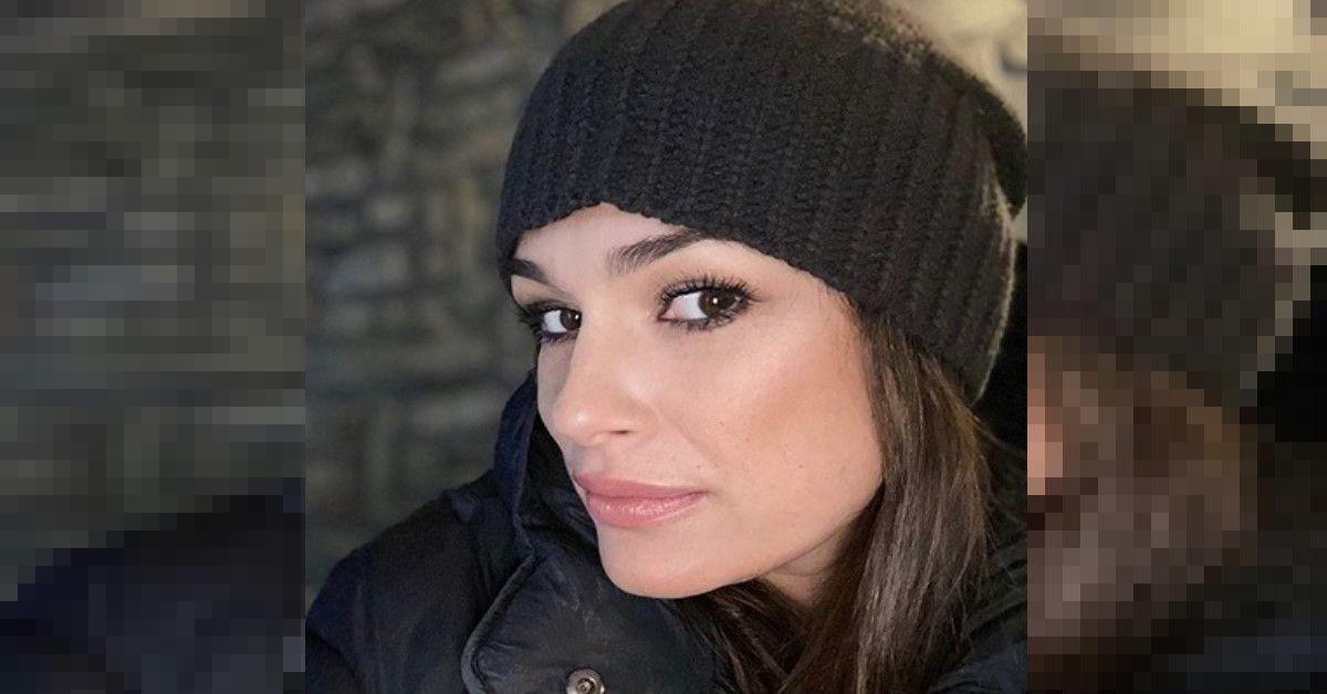 Alena Seredova pubblica una foto e svela ai suoi fan la lieta notizia sul nascituro