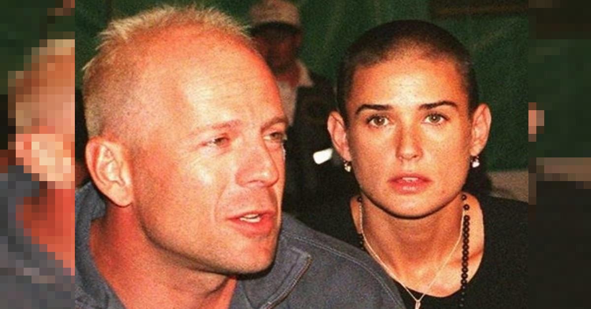 Bruce Willis e Demi Moore, nonostante il divorzio hanno deciso di passare la quarantena con le figlie. Ecco la foto di famiglia tutti insieme. Che spettacolo!
