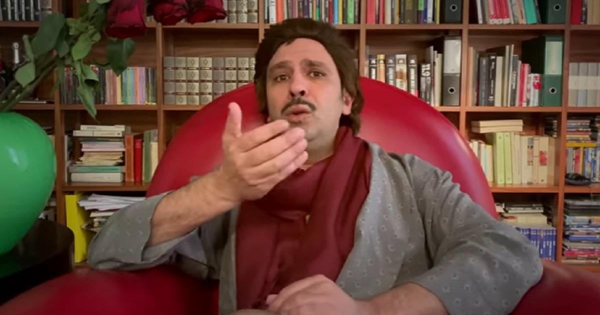 """Il videoclip ironico di Checco Zalone sulla quarantena """"Immunità di Gregge""""  è diventato subito virale – Video e testo."""