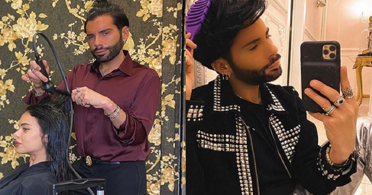 Federico fashion style ama sfoggiare accessori preziosi, ecco quanto valgono i bracciali che porta sul suo polso.