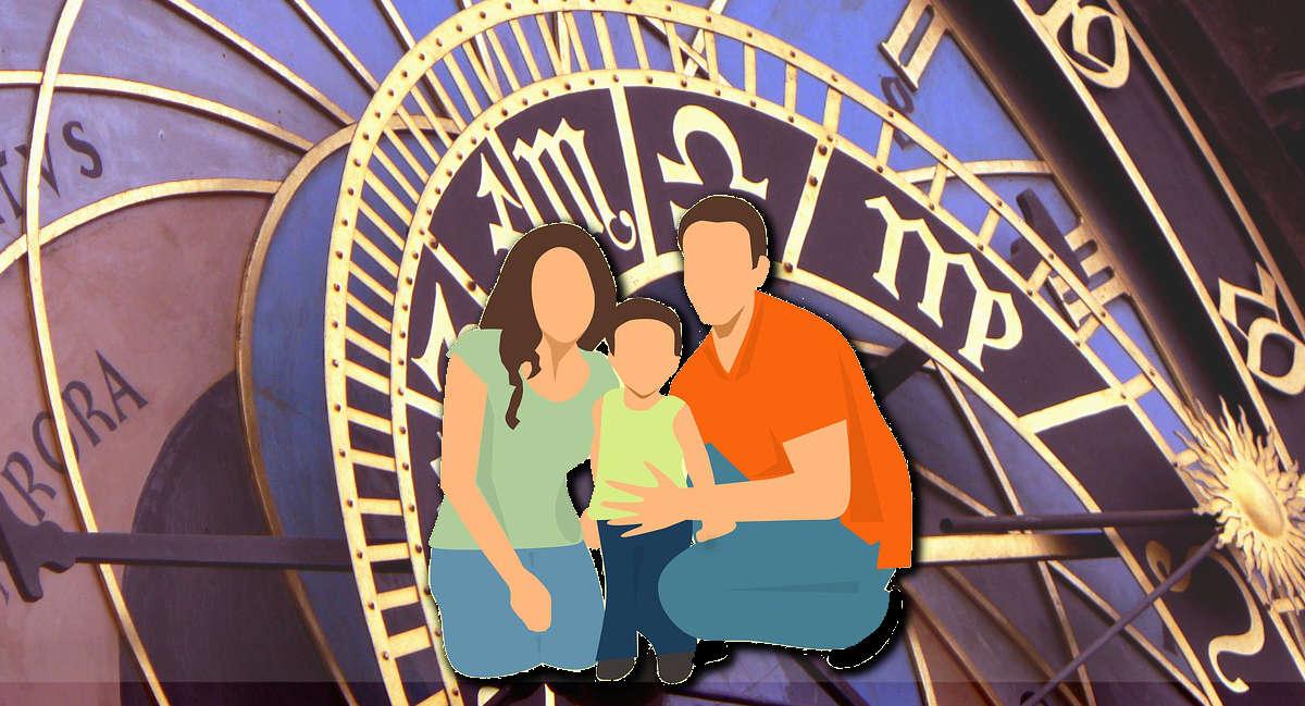 I segni dello zodiaco che insieme sono dei genitori perfetti. Sono 3 le coppie, eccole!