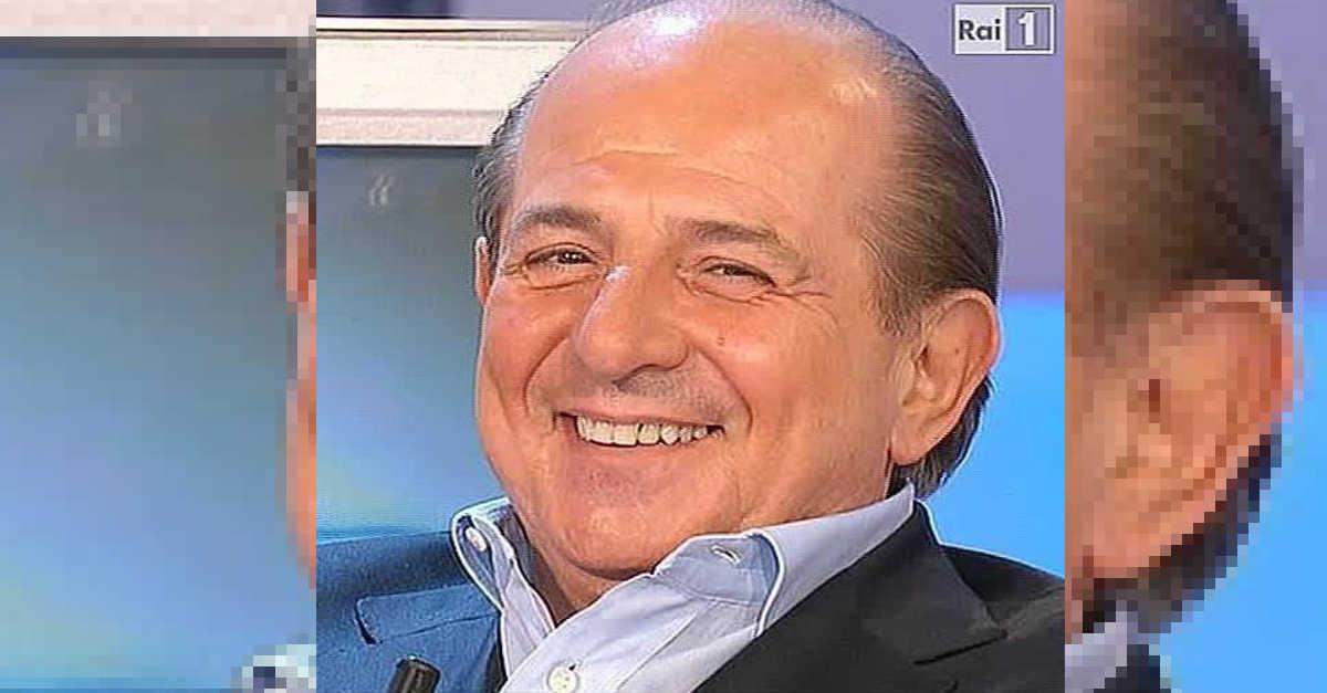 Sapete che Giancarlo Magalli ha una ex moglie? Lei è stata la seconda, ecco chi è
