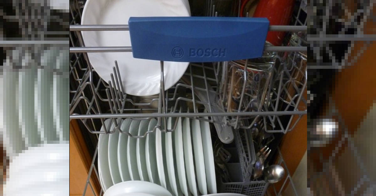 Posate in lavastoviglie: verso sopra o verso sotto?