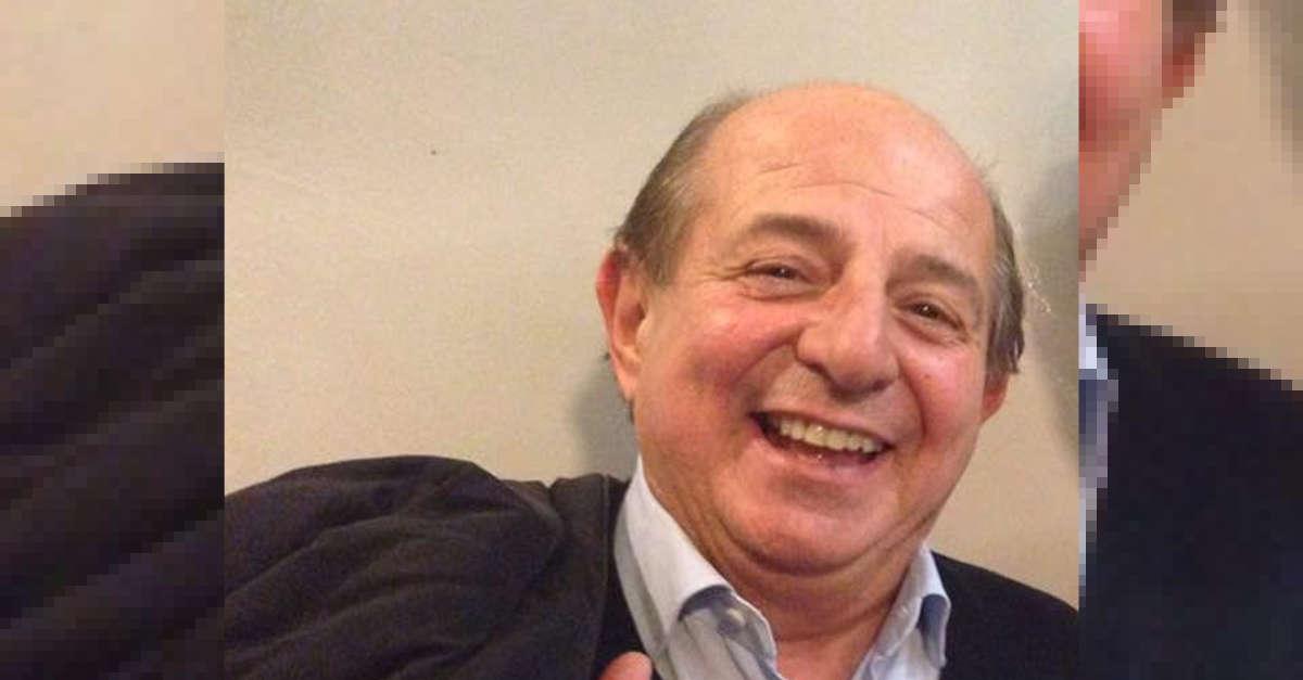 Avete mai visto la prima figlia di Giancarlo Magalli? Somiglia tantissimo al padre